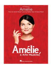 MS Amélie: A New Musical Noty pro zpěv