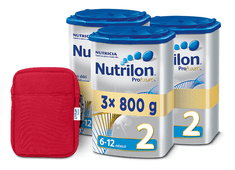 Nutrilon 3x Profutura 2 - 800g + Avent ThermaBag