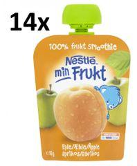 Nestlé Min Frukt Meruňka 14x90g exp. duben 2019