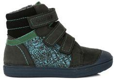 D-D-step buty dla chłopców z robotami