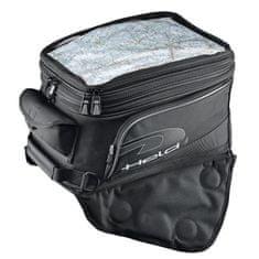 Held motocyklový Tankbag  CARRY 2 - objem 13-20l, černý, Magnetický systém