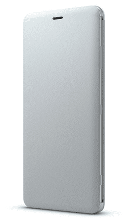 SONY Etui SCSH70 Stand Style Cover na Xperia XZ3 Grey (EU Blister) 2441583
