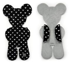 Floo For Baby Miki babakocsi betét biztonsági öv védőkkel