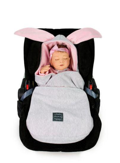 Floo For Baby babapólya fülekkel 2 az 1-ben