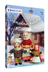 Vánoční koledy (DVD+CD) - DVD