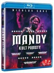 Mandy - Kult pomsty   - Blu-ray