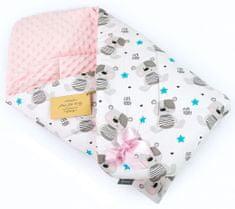 Floo For Baby otroška spalna vreča MINKY 3v1