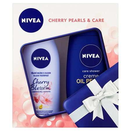Nivea Zestaw podarunkowy Cherry Pear ls & Care