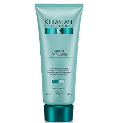 Kérastase Obnovující krém pro poškozené vlasy Ciment Anti-Usure (Strengthening Anti-Breakage Cream) 200 ml