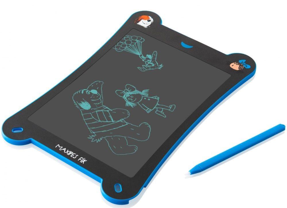 GoGEN Kreslící tabulka Maxitabulka Maxipes Fík modrá