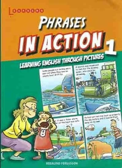 Fergusson Rosalind: Phrases in Action 1: Learning English through pictures