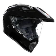 AGV AX9 MPLK černá adventure helma vel.3XL