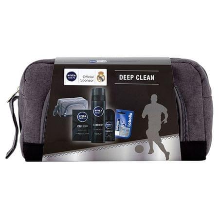 Nivea Zestaw podarunkowy dla Deep Clean Men