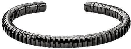 Calvin Klein Fekete nyitott karkötő mérete M KJ9FAF10010M