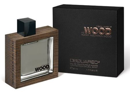 Dsquared² He Wood Rocky Mountain - EDT 100 ml