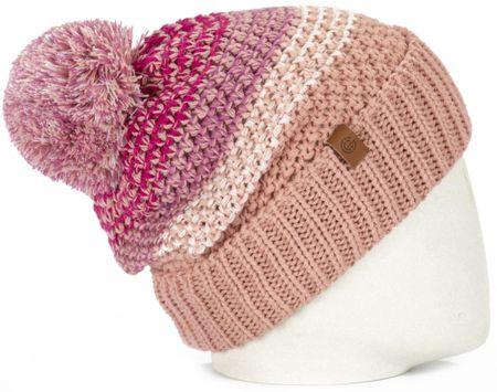 Nugget dámská růžová čepice Ofeila Beanie