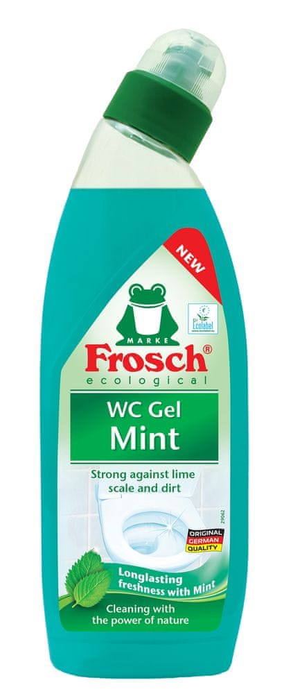 Frosch EKO 3x750 ml WC gel máta