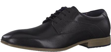s.Oliver moški čevlji, črni, 41