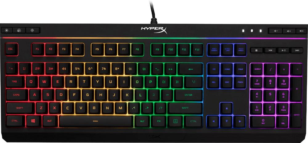 Kingston HyperX Alloy Core RGB (HX-KB5ME2-US)