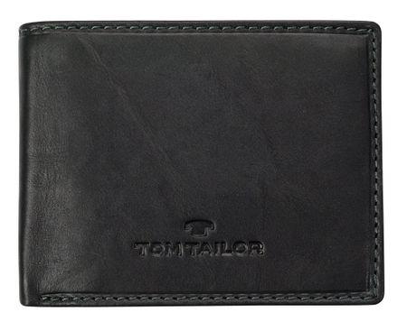 Tom Tailor férfi fekete pénztárca Lary
