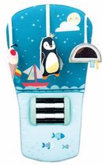 Taf Toys Hrací pult do auta Severný pól