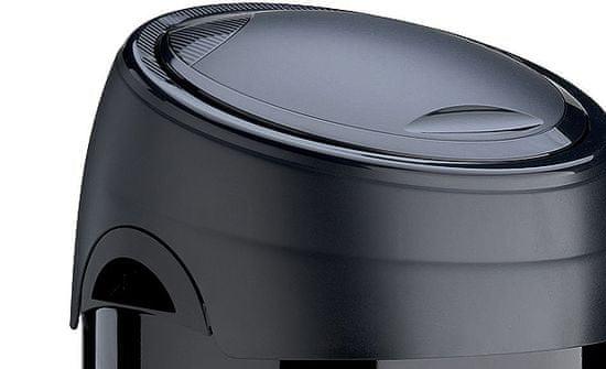 Meliconi Koš na odpadky SOFT-TOUCH 60 LTR černý - zánovní