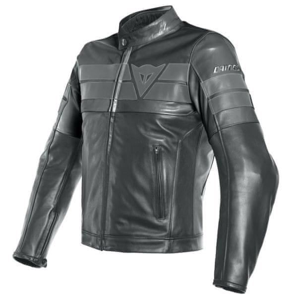 Dainese bunda 8-TRACK vel.48 černá kůže