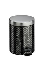 Meliconi koš za odpadke 5 l PEDAL BIN Art Deco 2
