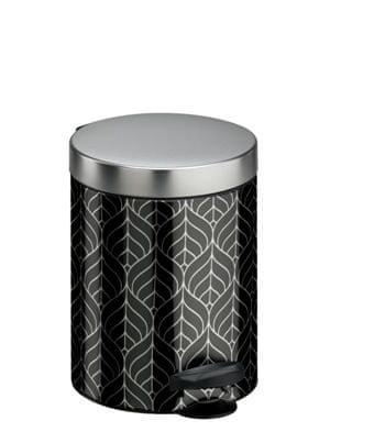 Meliconi Koš na odpadky 5 l PEDAL BIN Art Deco 2
