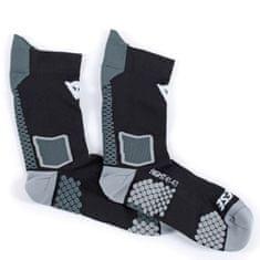 Dainese ponožky  D-CORE černá/antracit (pár)