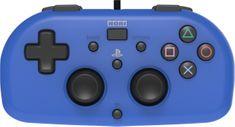 HORI PS4 HoriPad Mini, modrý
