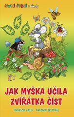 Balík Jindřich: Jak myška učila zvířátka číst - První čtení s úkoly
