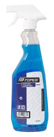 Force  čistič 750ml modrý