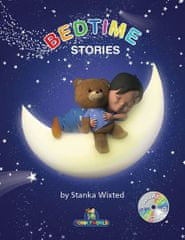 Wixted Stanka: Bedtime stories + CD