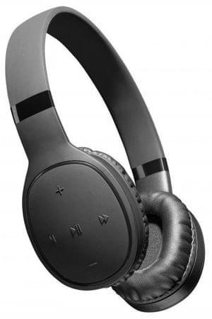CellularLine bežične BT slušalice s mikrofonom, crne