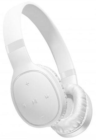 CellularLine brezžične slušalke z mikrofonom BT Kosmos, bele