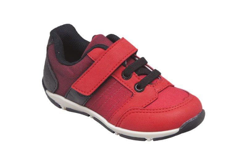 SANTÉ Zdravotní obuv dětská KL 28 vermela (Velikost vel. 25) 75d40b17d3