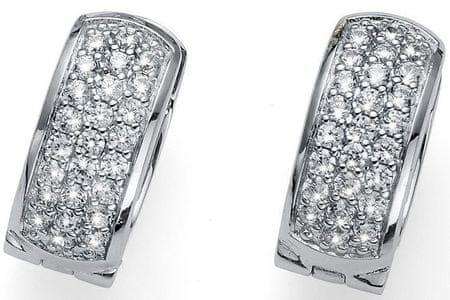 Oliver Weber Gyönyörű fülbevaló Soreal 62077 ezüst 925/1000