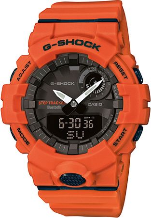 CASIO G-Shock Step Tracker GBA 800-4A