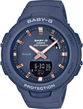 CASIO BABY-G Step Tracker Bluetooth BSA B100-2A