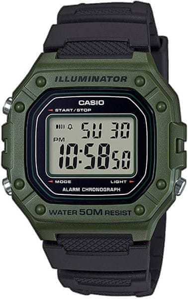 Casio Collection W 218H-3A