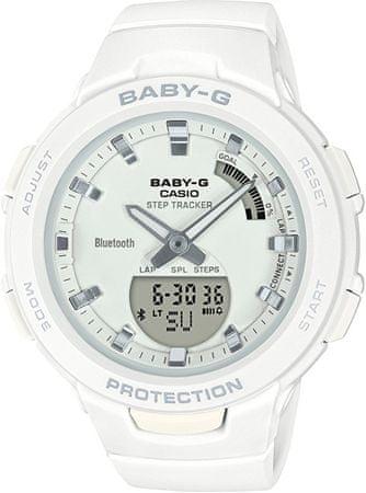CASIO BABY-G Step Tracker Bluetooth BSA B100-7A