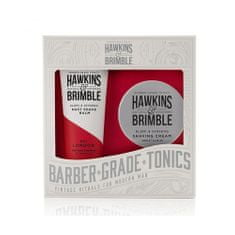 Hawkins & Brimble Dárková sada na holení pro muže