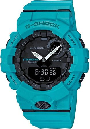 CASIO G-Shock Step Tracker GBA 800-2A2