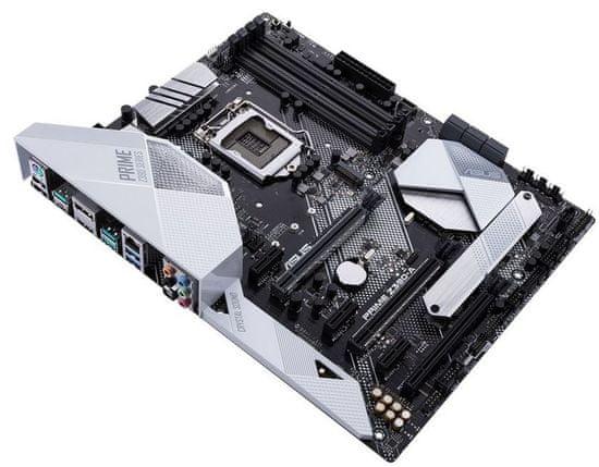 Asus osnovna plošča PRIME Z390-A, DDR4, USB 3.1 Gen 2, LGA1151, ATX