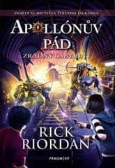 Riordan Rick: Apollónův pád 3 - Zrádný labyrint