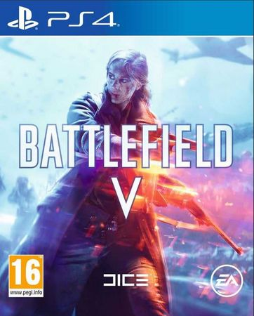 Electronic Arts Battlefield V PS4