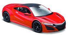 Maisto model samochodu Honda Acura NSX 1:24, czerwony