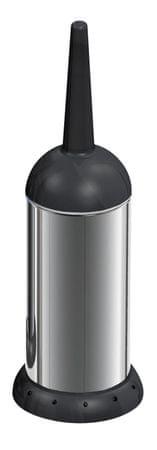 Meliconi WC kefe - rozsdamentes acél