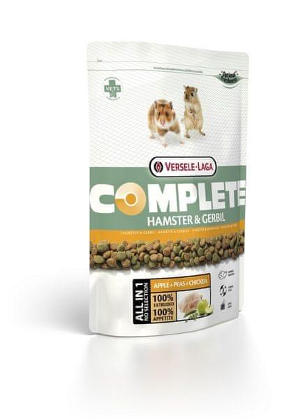 Versele Laga Complete krmivo pro křečky 500g